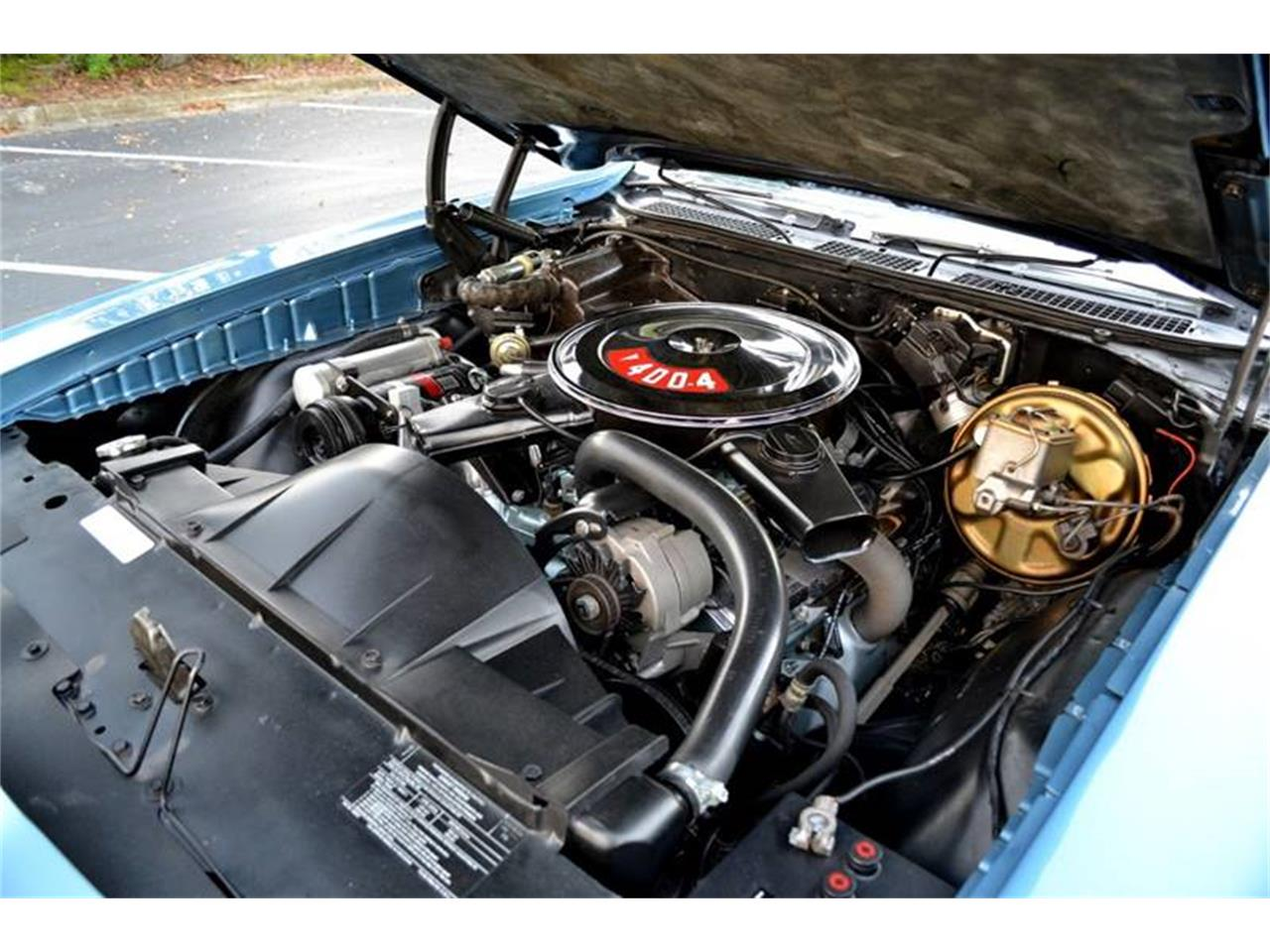 Large Picture of 1970 Pontiac GTO located in Clearwater Florida - PH2Q