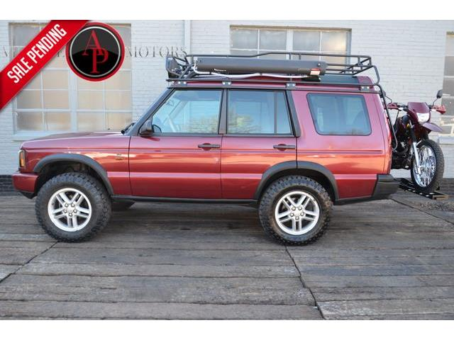 Picture of '04 Discovery - PH2S