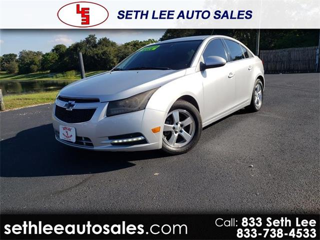 Picture of '13 Cruze - PH2T