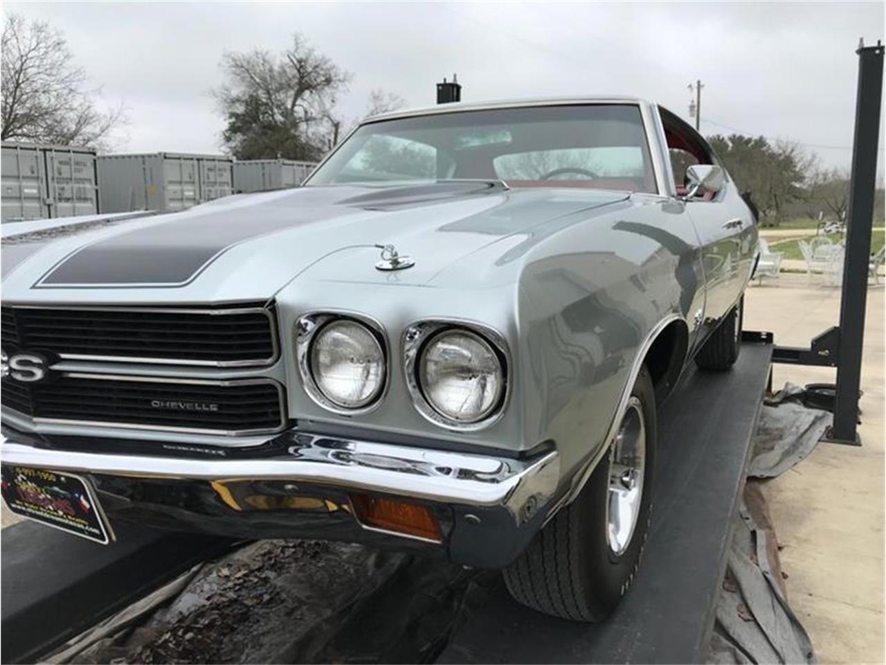 Large Picture of '70 Chevelle - PH38