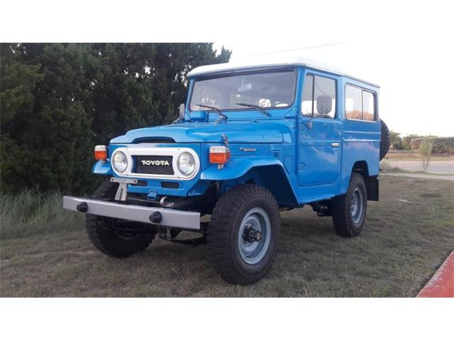 Picture of 1978 Toyota Land Cruiser FJ Offered by  - PH3N