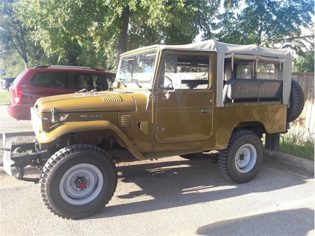 Picture of 1980 Toyota Land Cruiser FJ located in Texas Auction Vehicle Offered by  - PH3P