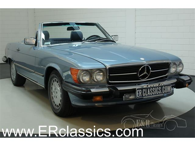 Picture of 1988 560SL located in Waalwijk - Keine Angabe - - PH3S
