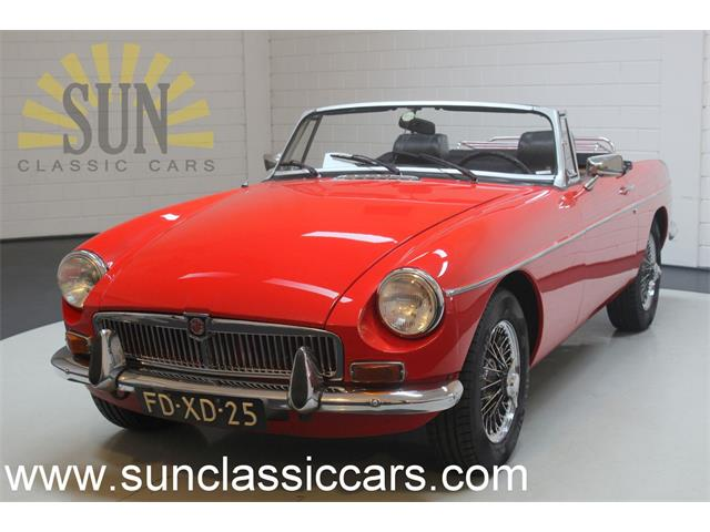 Picture of Classic 1973 MG MGB located in noord Brabant Offered by  - PH3T