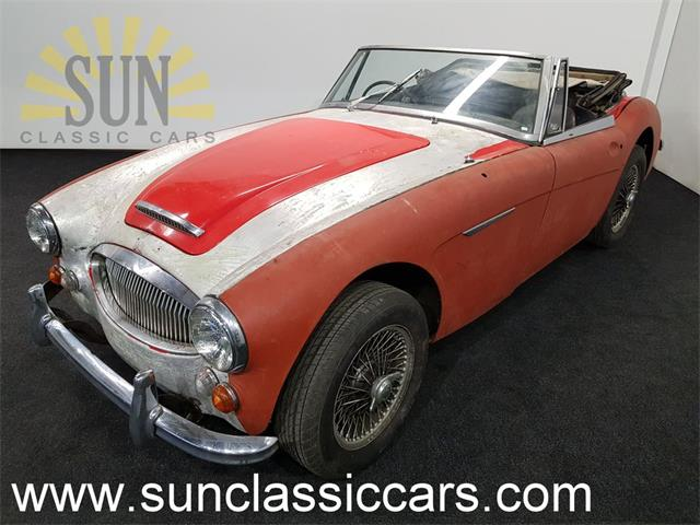 Picture of '67 Austin-Healey 3000 Mark III - PH3Y