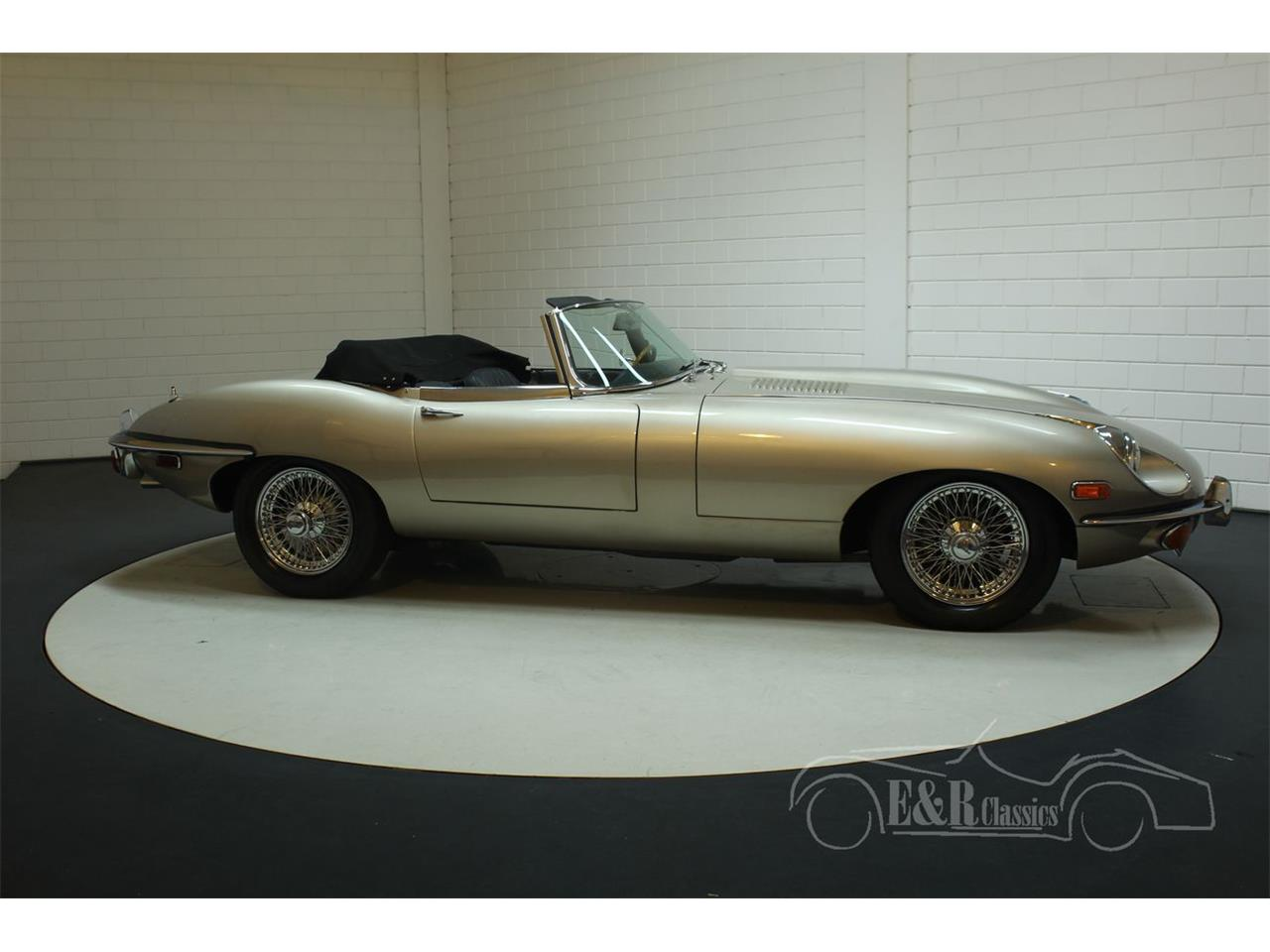 Large Picture of Classic '70 Jaguar E-Type Offered by E & R Classics - PH40