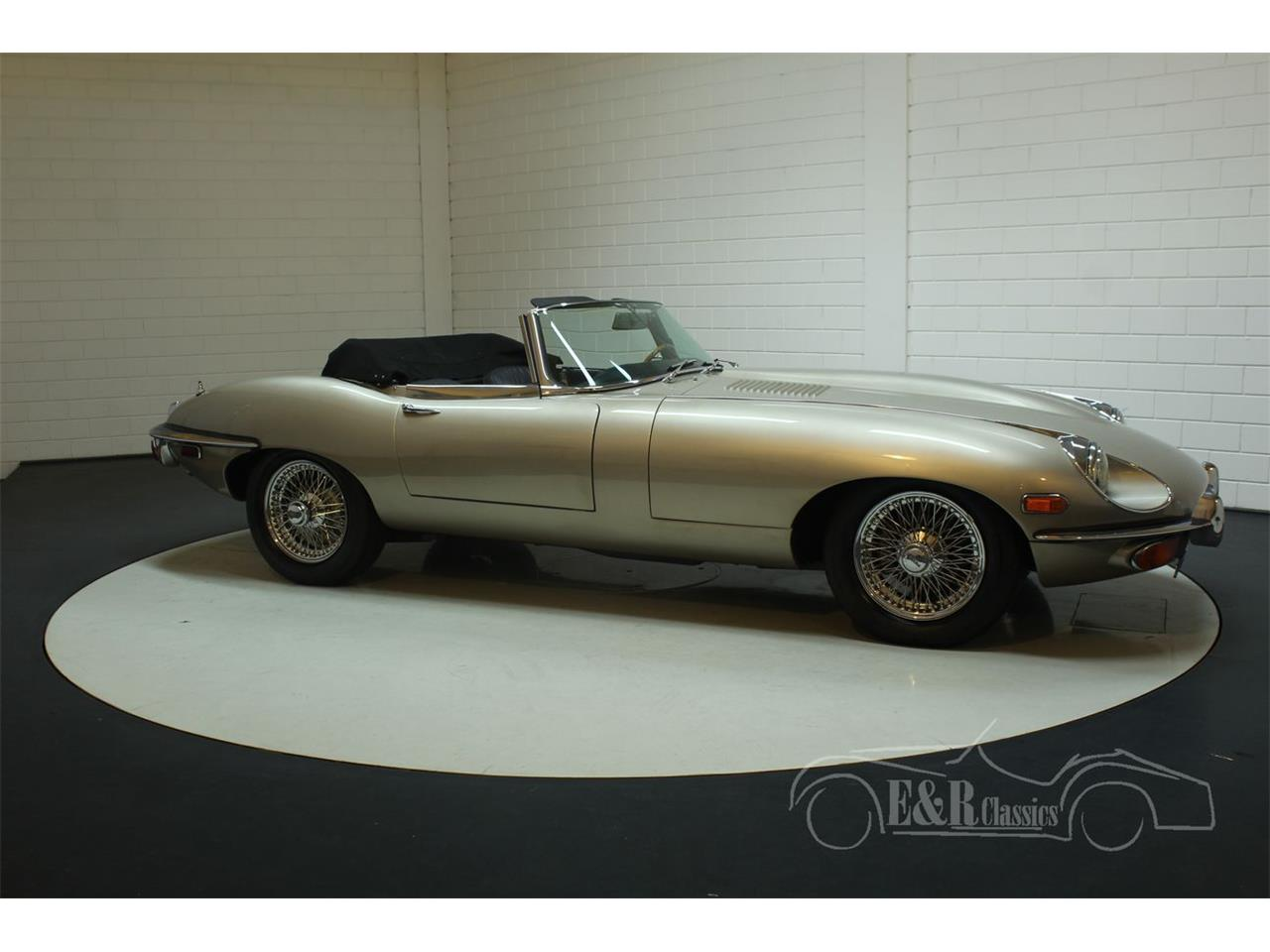 Large Picture of Classic '70 Jaguar E-Type located in Waalwijk - Keine Angabe - - $112,750.00 Offered by E & R Classics - PH40