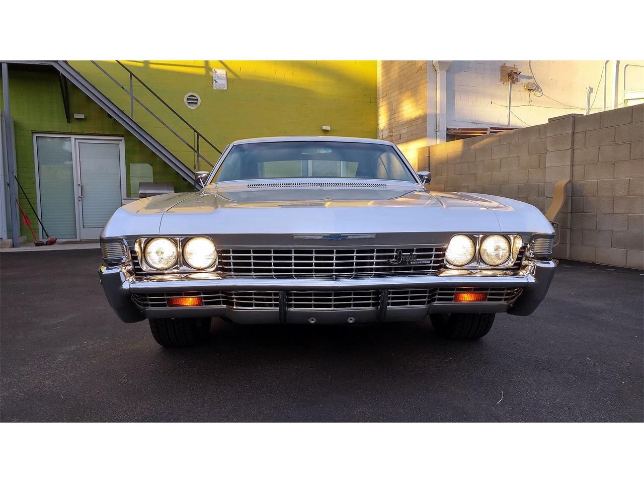For Sale: 1968 Chevrolet Impala SS in Phoenix, Arizona