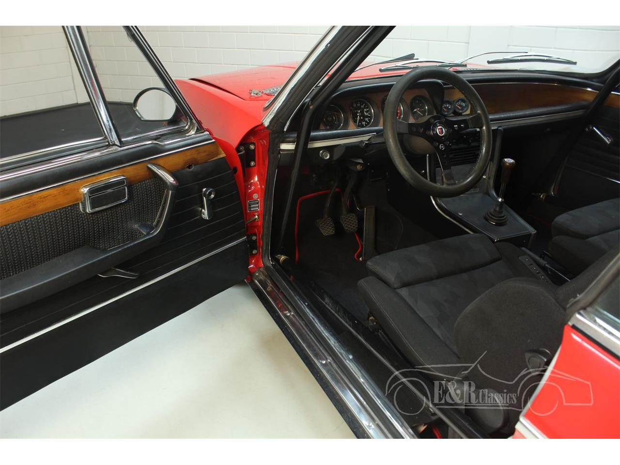 Large Picture of 1973 BMW 3.0CSL located in Waalwijk Noord-Brabant Offered by E & R Classics - PH42