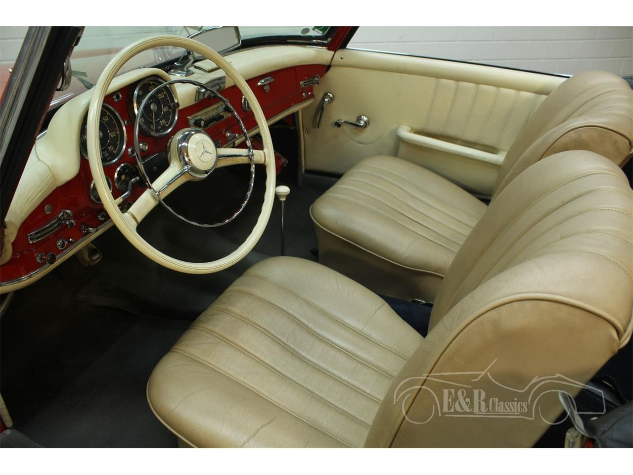 Large Picture of '56 Mercedes-Benz 190SL located in Waalwijk - Keine Angabe - - $118,450.00 - PH44