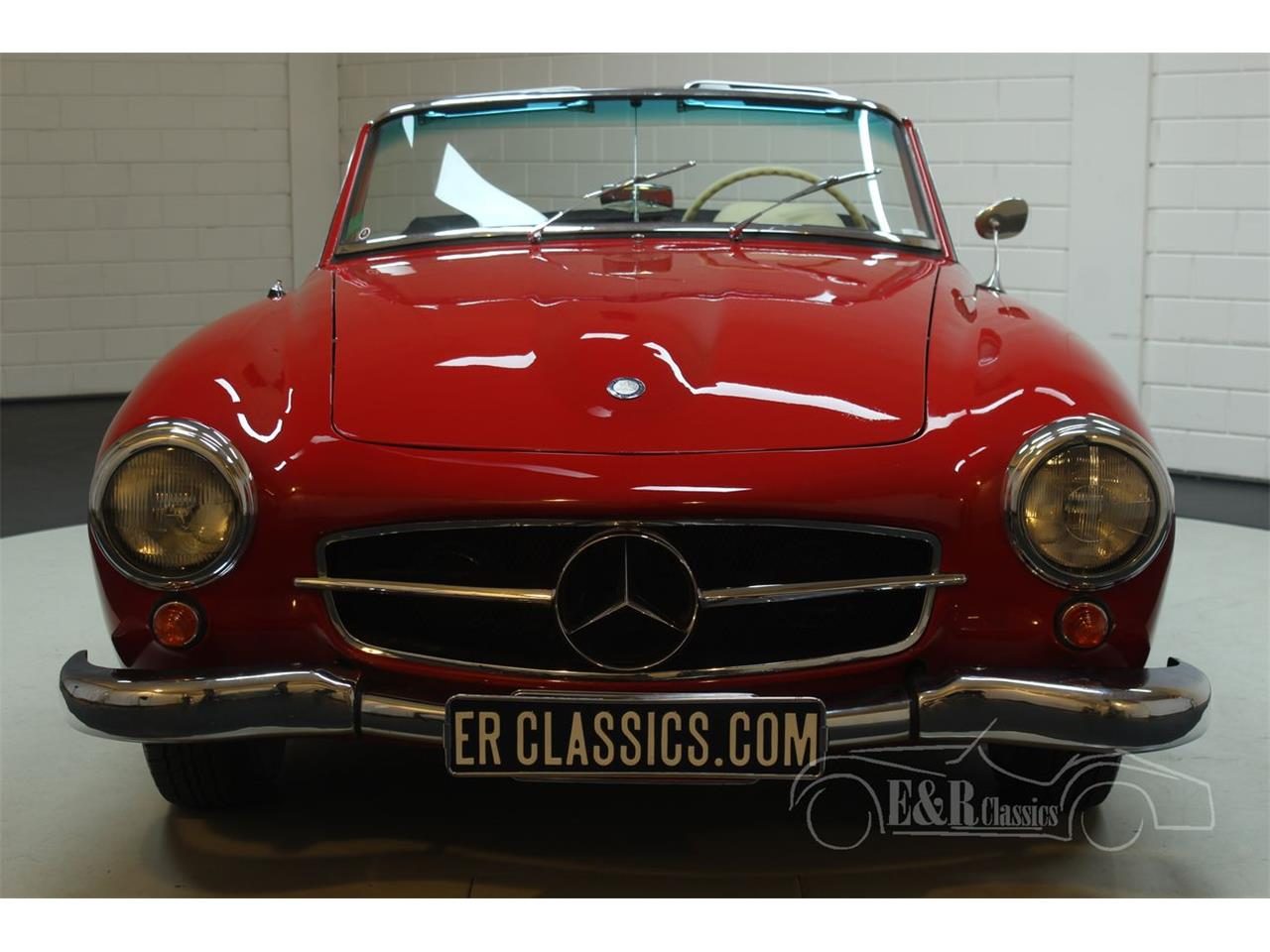 Large Picture of 1956 Mercedes-Benz 190SL - PH44