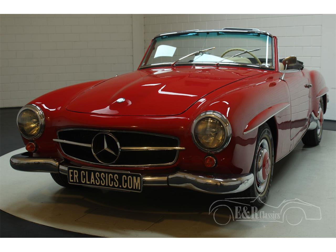 Large Picture of 1956 190SL located in Waalwijk - Keine Angabe - - $118,450.00 - PH44