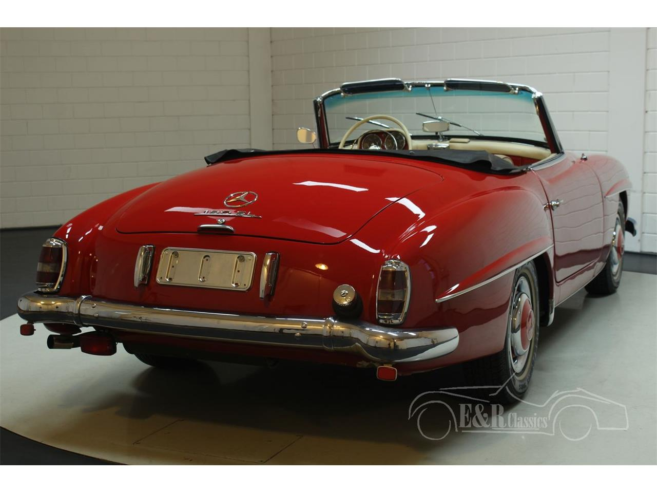 Large Picture of 1956 Mercedes-Benz 190SL located in Waalwijk - Keine Angabe - Offered by E & R Classics - PH44