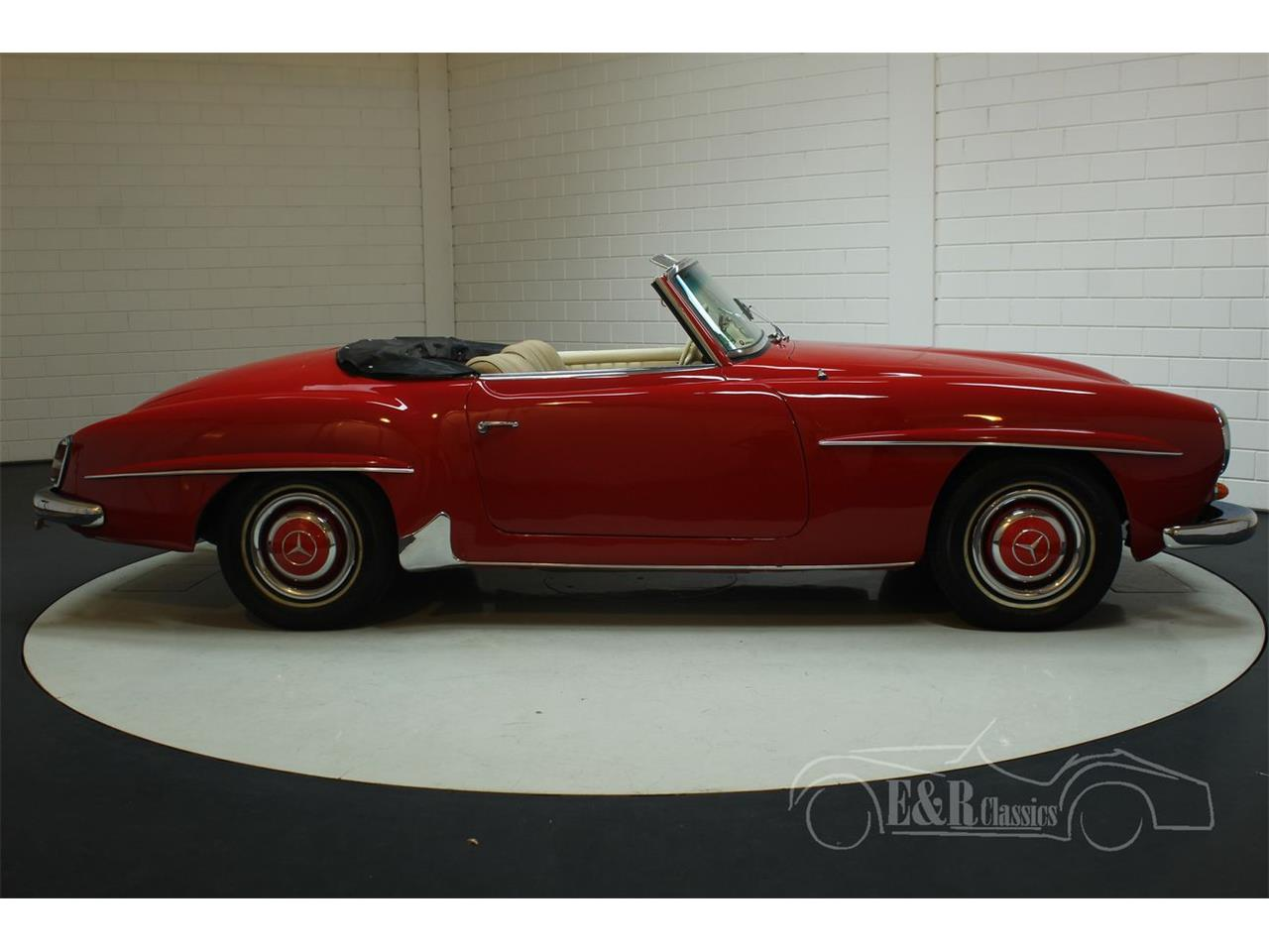 Large Picture of 1956 190SL located in Waalwijk - Keine Angabe - - $118,450.00 Offered by E & R Classics - PH44