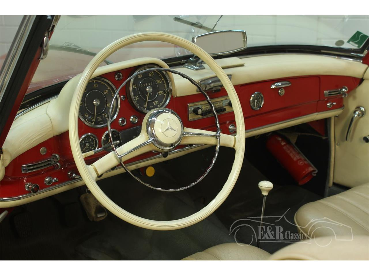 Large Picture of 1956 190SL located in - Keine Angabe - - PH44