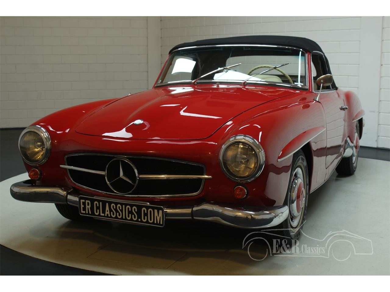 Large Picture of '56 Mercedes-Benz 190SL located in - Keine Angabe - - PH44