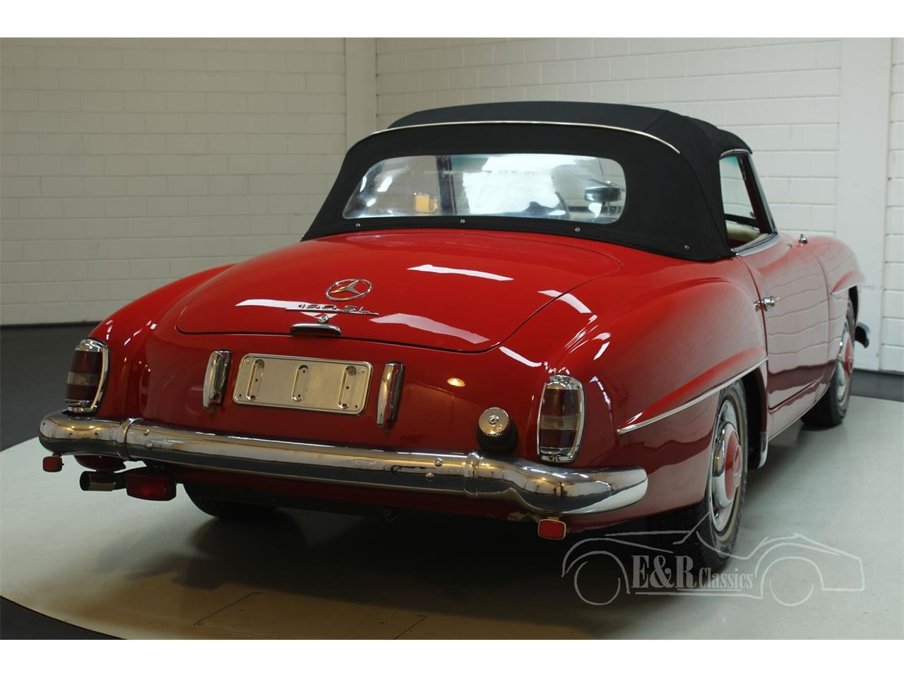 Large Picture of 1956 190SL - $118,450.00 Offered by E & R Classics - PH44