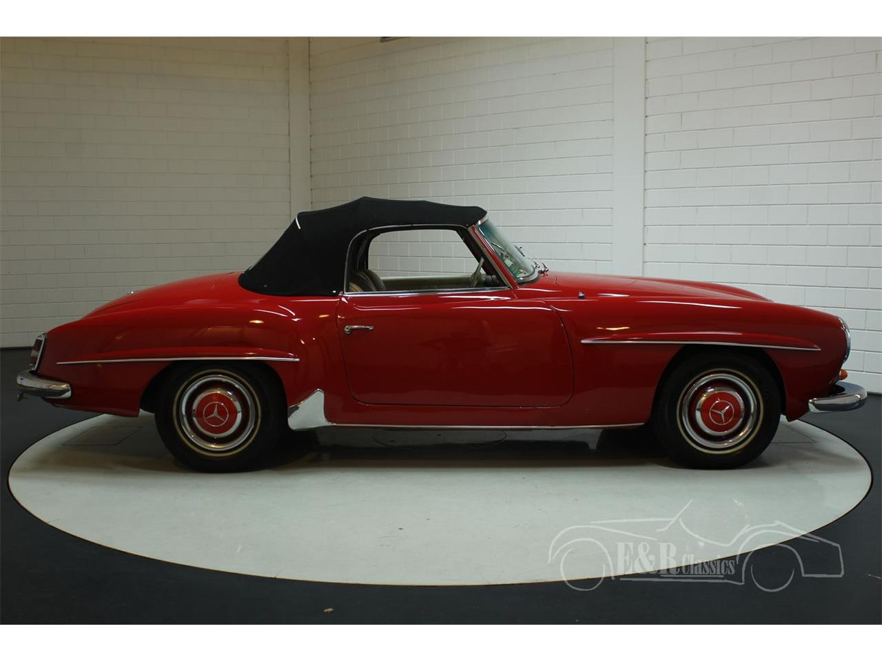 Large Picture of Classic '56 Mercedes-Benz 190SL located in Waalwijk - Keine Angabe - Offered by E & R Classics - PH44