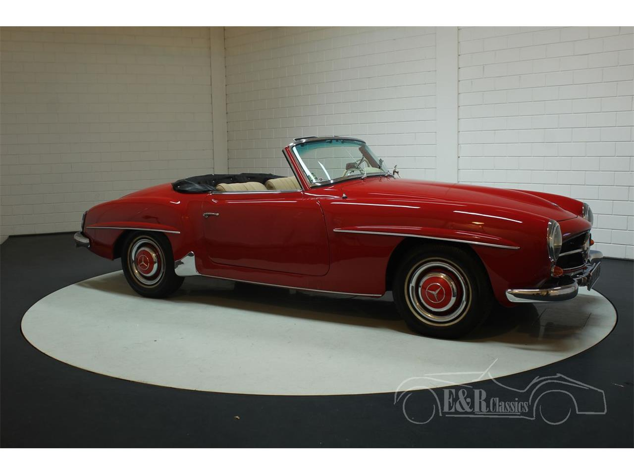 Large Picture of Classic '56 Mercedes-Benz 190SL - $118,450.00 - PH44