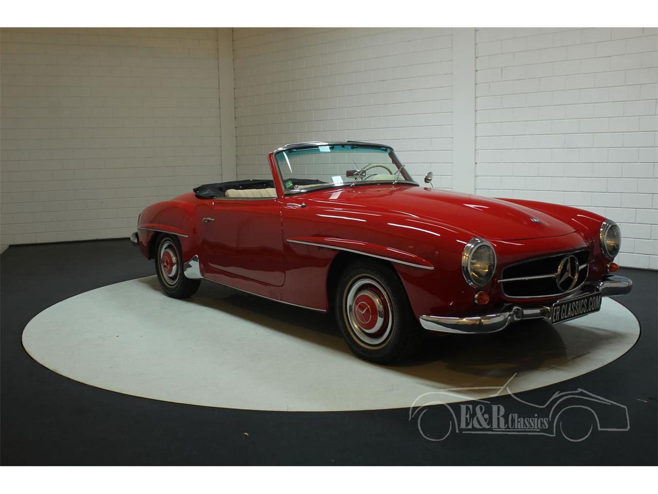 Large Picture of '56 190SL - $118,450.00 Offered by E & R Classics - PH44