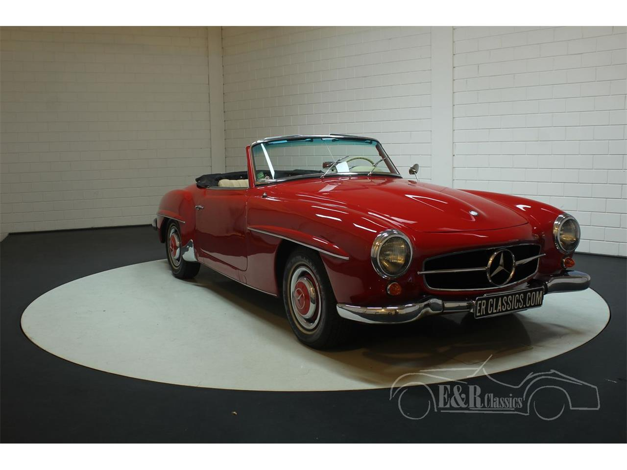 Large Picture of Classic 1956 190SL - PH44