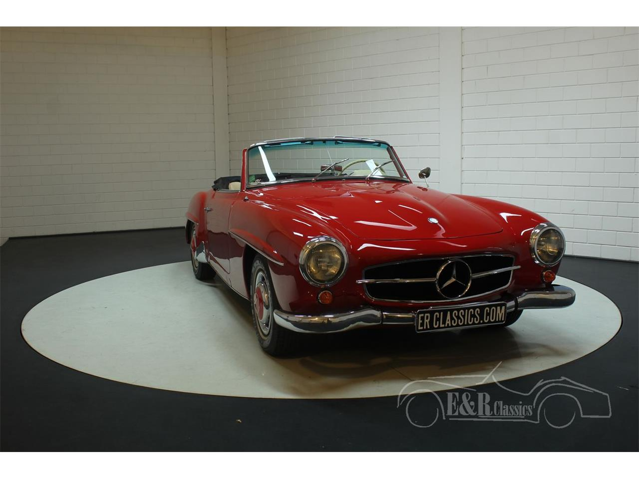 Large Picture of Classic 1956 Mercedes-Benz 190SL - $118,450.00 Offered by E & R Classics - PH44