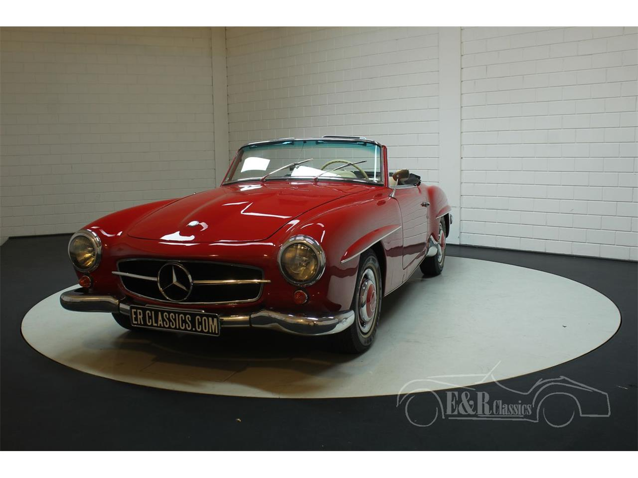 Large Picture of Classic '56 190SL - $118,450.00 - PH44