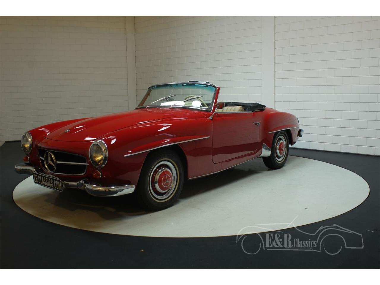 Large Picture of Classic 1956 Mercedes-Benz 190SL located in - Keine Angabe - - $118,450.00 - PH44