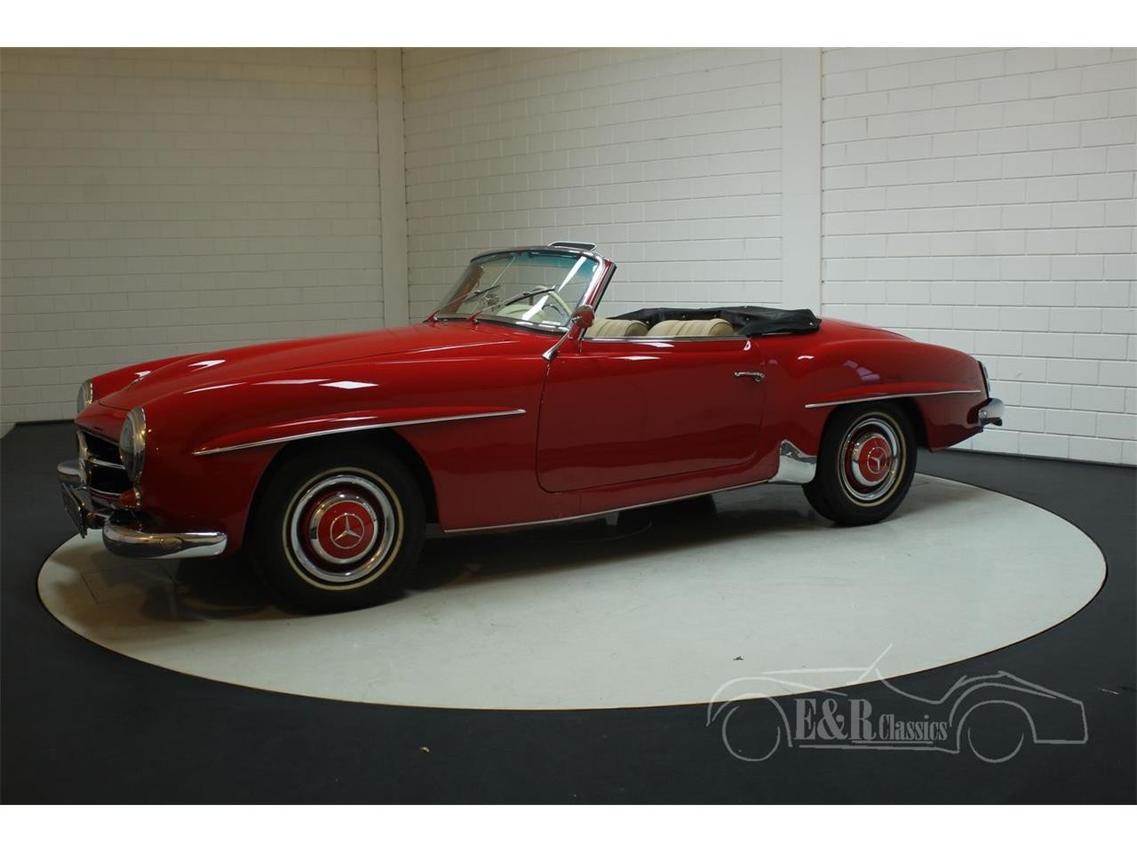 Large Picture of Classic 1956 190SL - $118,450.00 - PH44