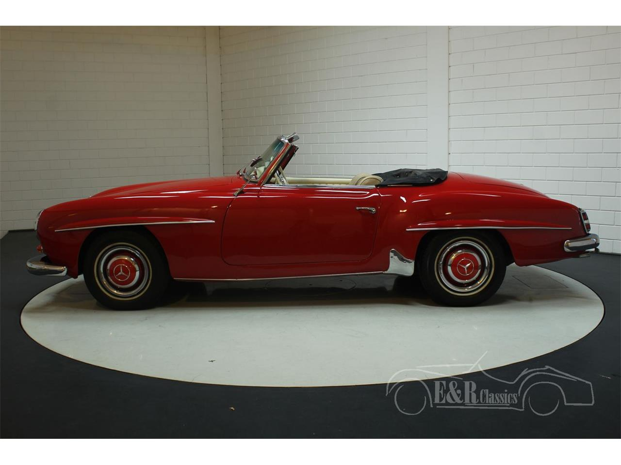 Large Picture of Classic '56 190SL located in Waalwijk - Keine Angabe - Offered by E & R Classics - PH44