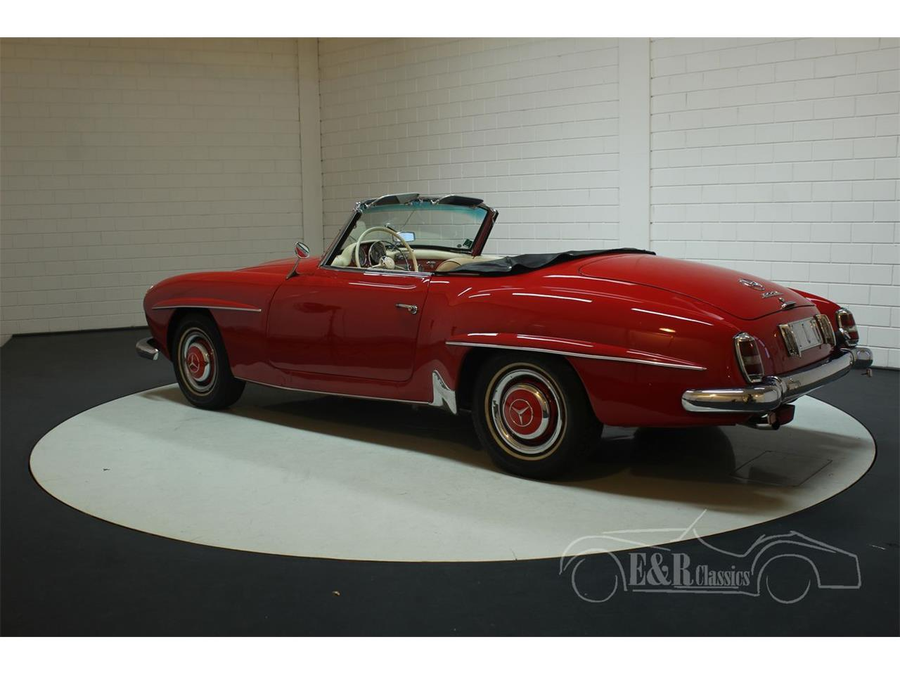 Large Picture of Classic 1956 190SL Offered by E & R Classics - PH44