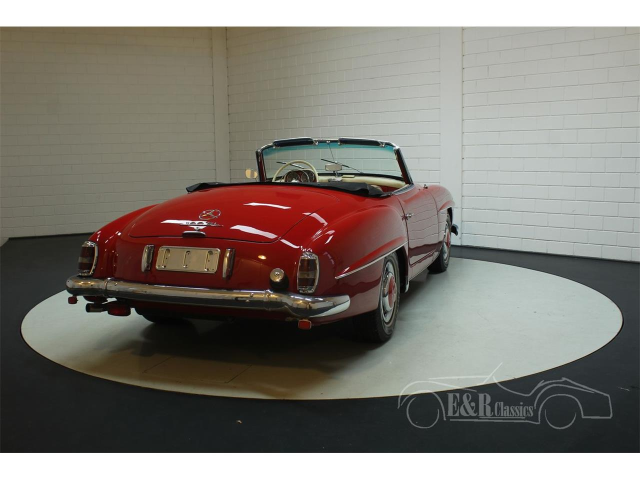 Large Picture of '56 190SL - $118,450.00 - PH44