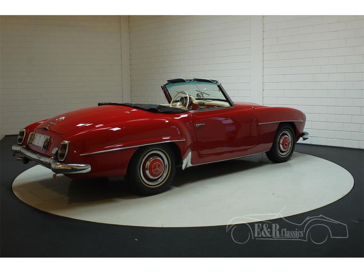 Large Picture of 1956 Mercedes-Benz 190SL Offered by E & R Classics - PH44