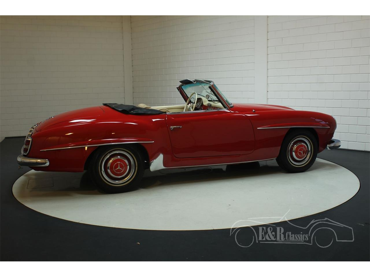 Large Picture of Classic 1956 190SL located in - Keine Angabe - - $118,450.00 Offered by E & R Classics - PH44