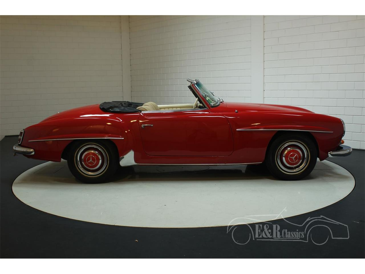 Large Picture of '56 Mercedes-Benz 190SL - $118,450.00 - PH44