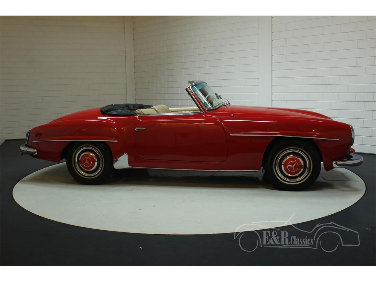 Large Picture of Classic '56 Mercedes-Benz 190SL located in - Keine Angabe - Offered by E & R Classics - PH44