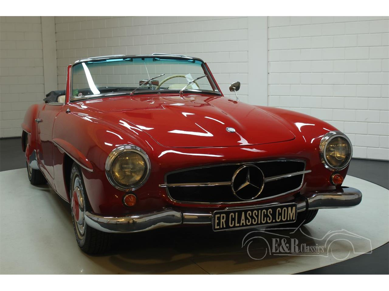 Large Picture of 1956 Mercedes-Benz 190SL located in - Keine Angabe - - $118,450.00 Offered by E & R Classics - PH44