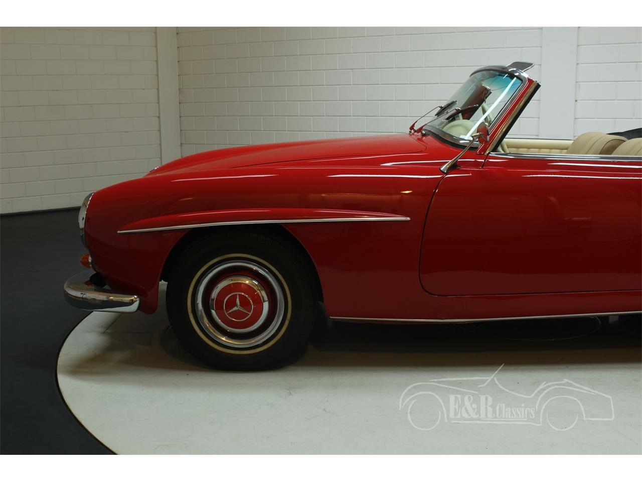 Large Picture of Classic '56 190SL - PH44