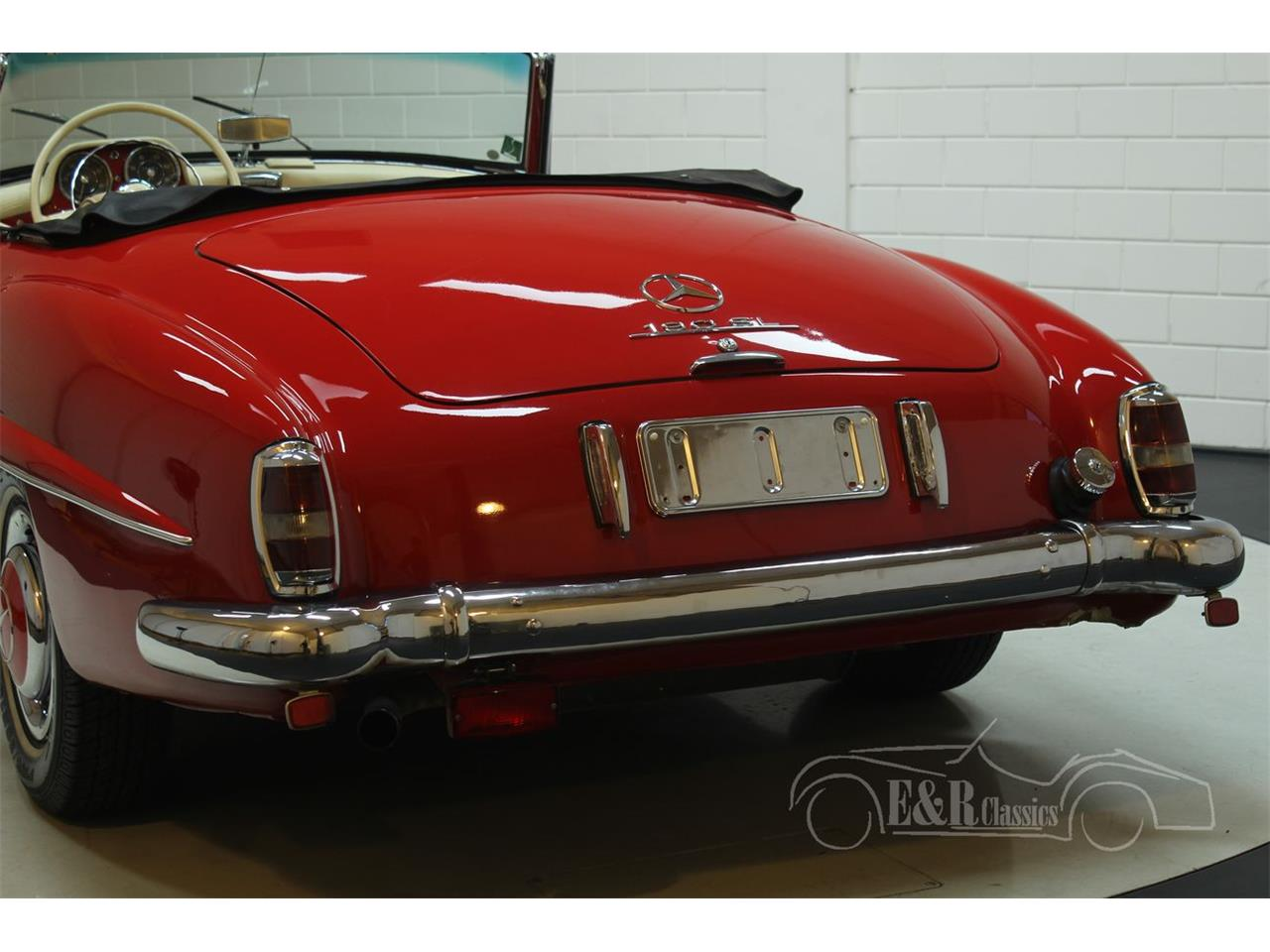 Large Picture of Classic '56 190SL located in - Keine Angabe - - $118,450.00 Offered by E & R Classics - PH44