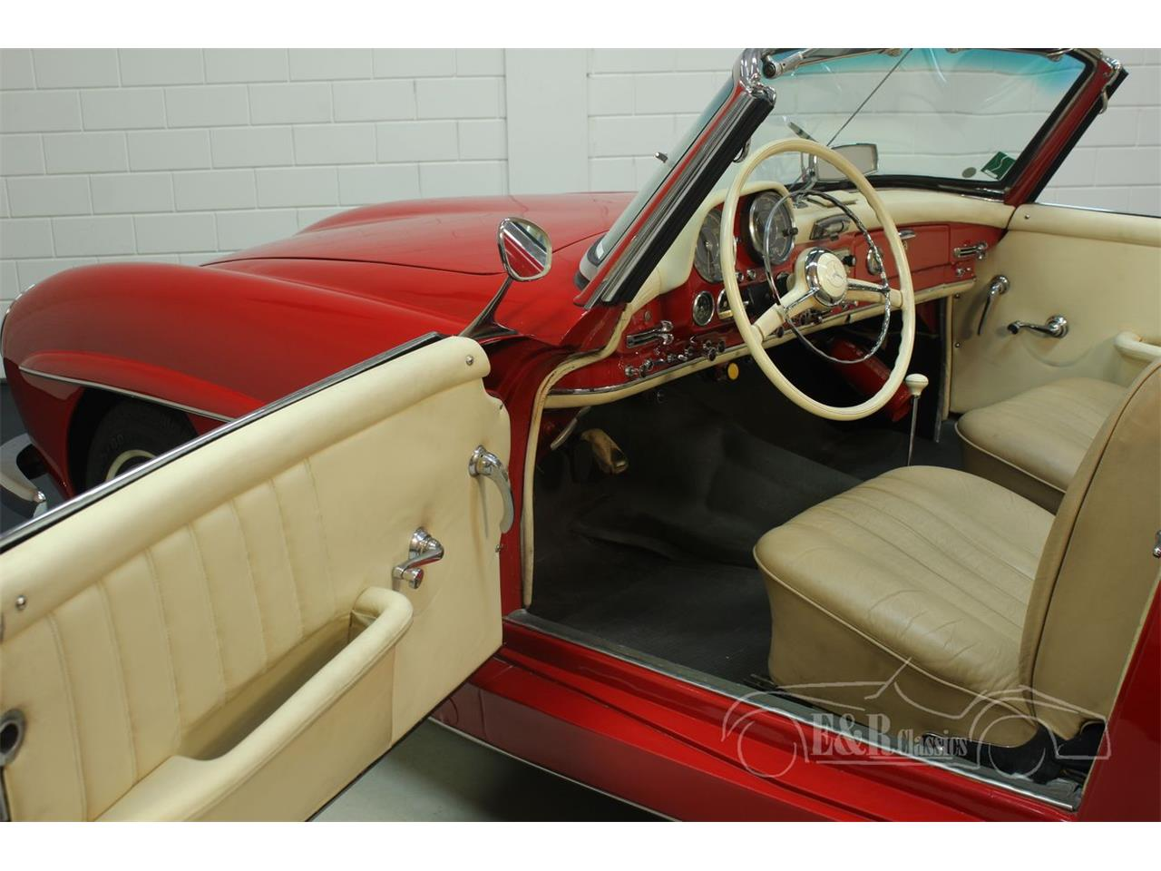 Large Picture of Classic '56 Mercedes-Benz 190SL located in Waalwijk - Keine Angabe - - $118,450.00 Offered by E & R Classics - PH44