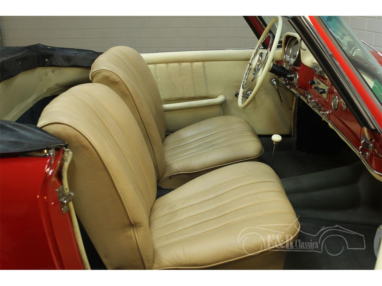 Large Picture of 1956 Mercedes-Benz 190SL located in - Keine Angabe - - $118,450.00 - PH44