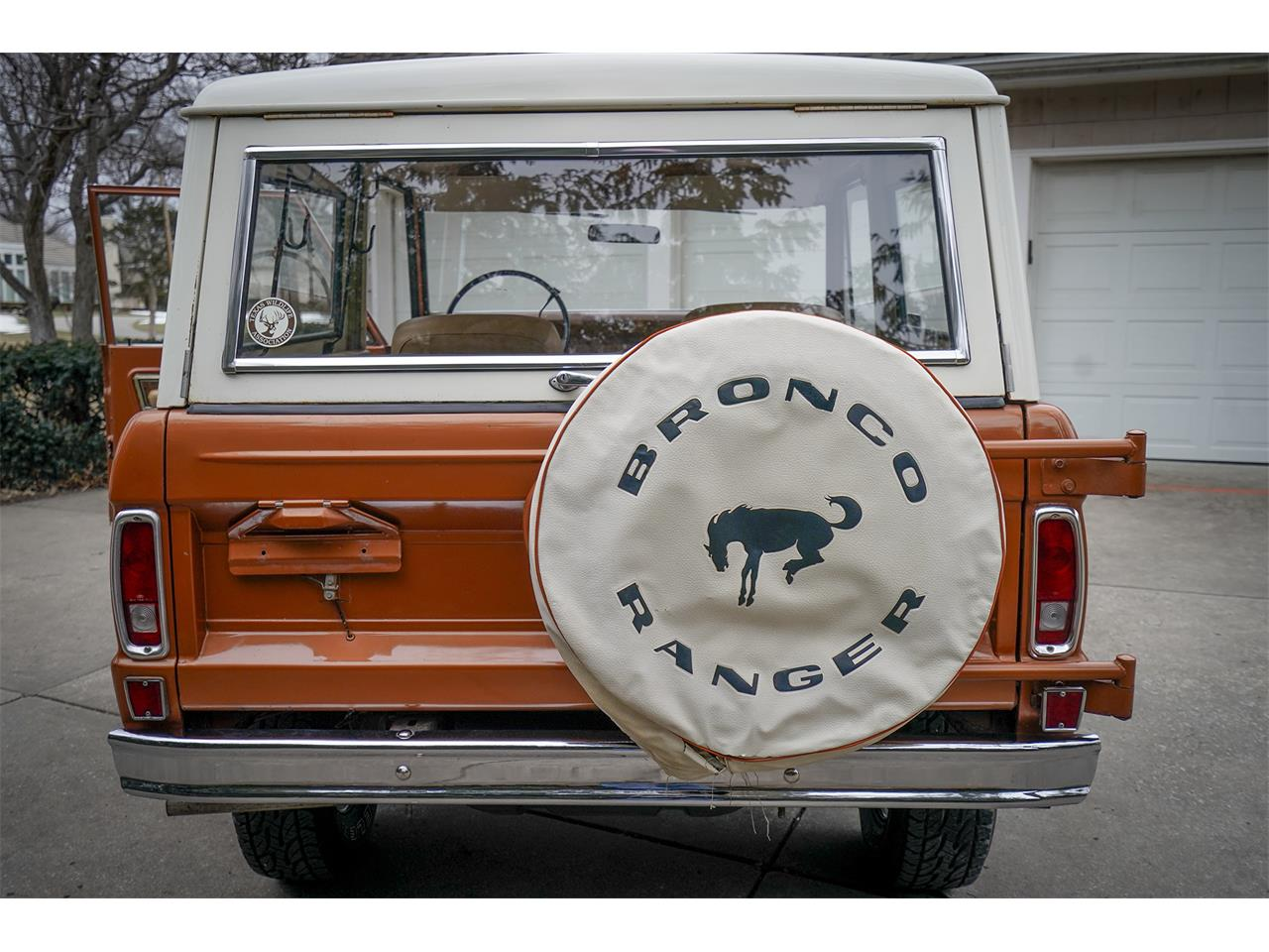 Large Picture of 1977 Bronco Auction Vehicle Offered by Vernon Estes Classics - PH45