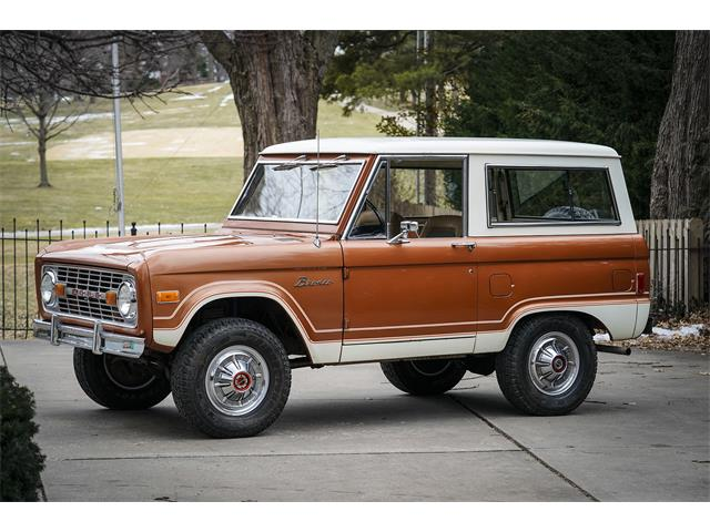 Picture of 1977 Ford Bronco Auction Vehicle Offered by  - PH45