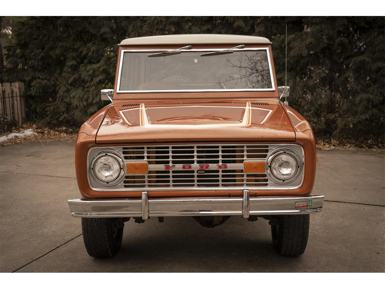Large Picture of '77 Bronco Offered by Vernon Estes Classics - PH45