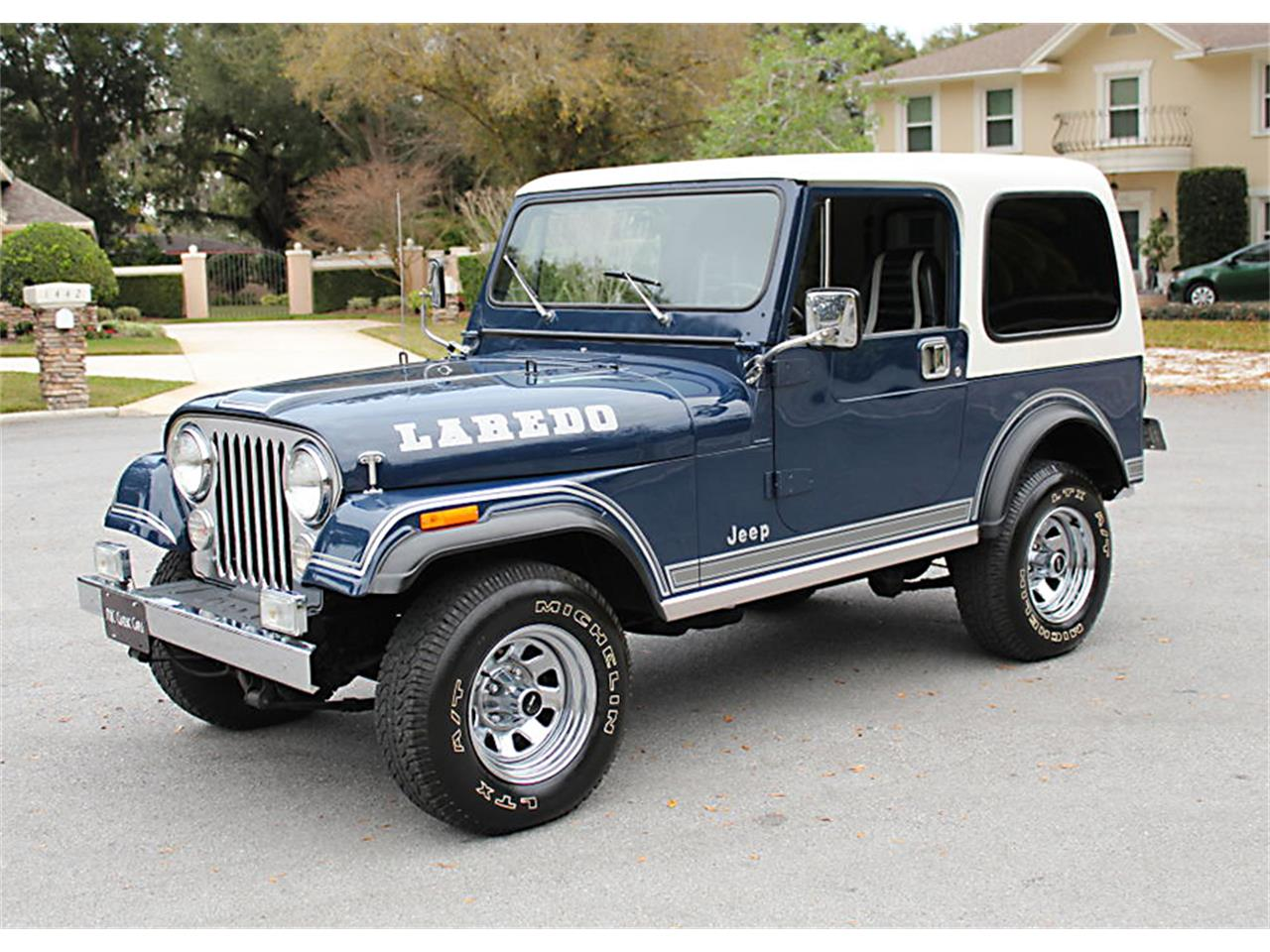 Large Picture of 1981 Jeep CJ7 located in Florida - $39,500.00 Offered by MJC Classic Cars - PH46