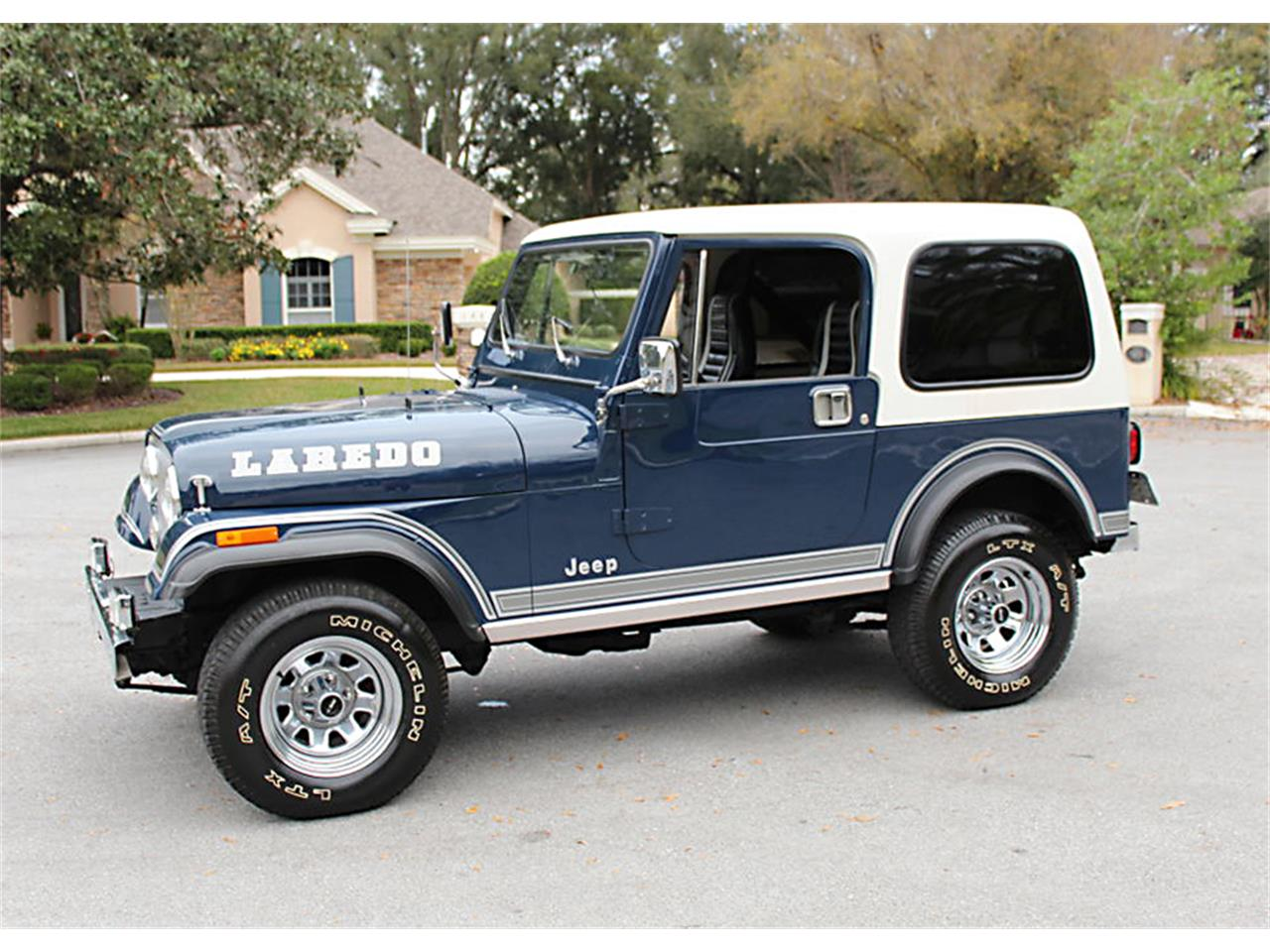 Large Picture of 1981 Jeep CJ7 - PH46