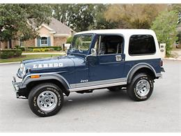 Picture of 1981 Jeep CJ7 located in Florida - PH46