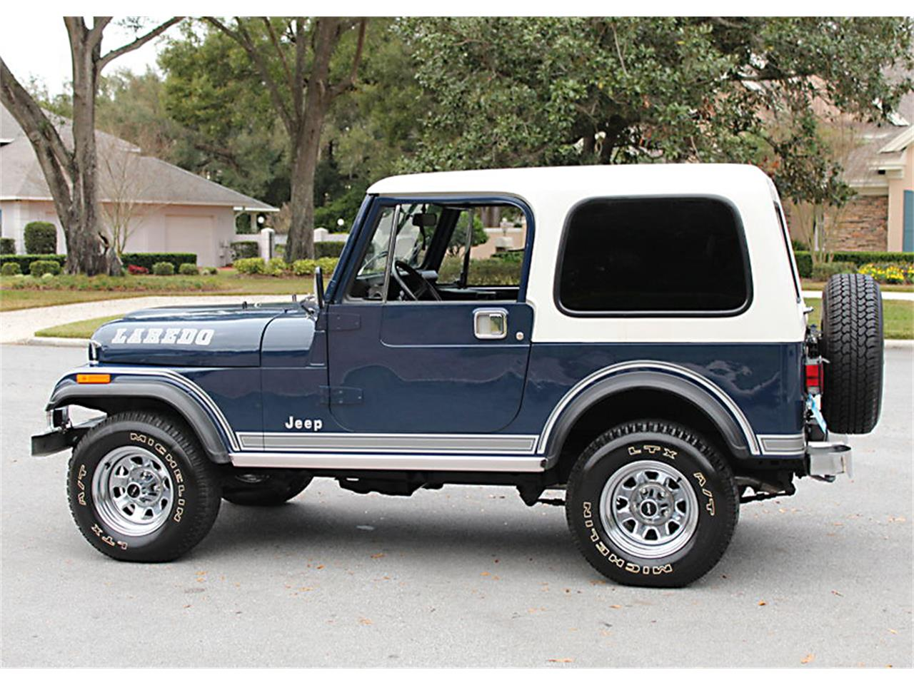 Large Picture of 1981 Jeep CJ7 located in Florida - $39,500.00 - PH46