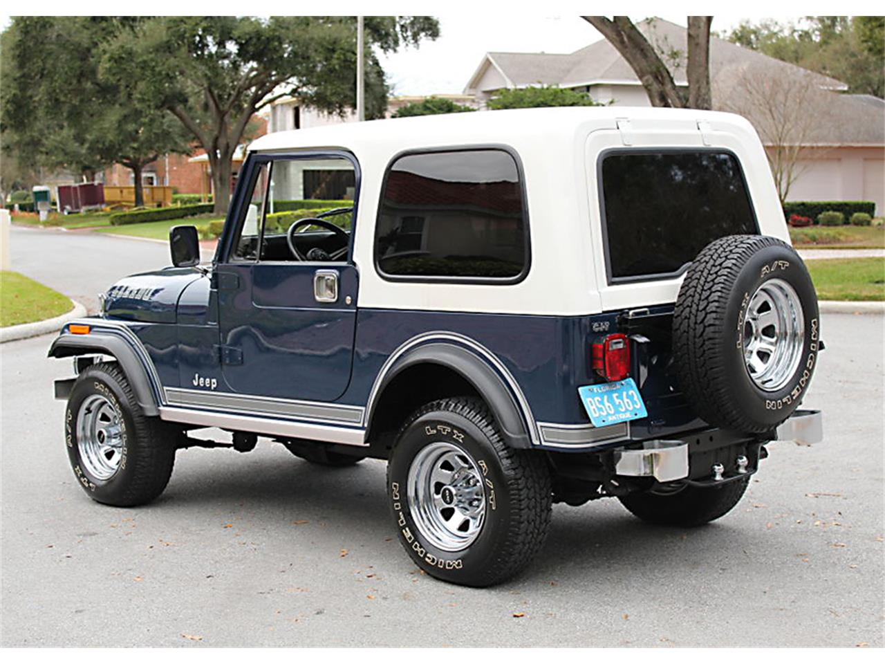 Large Picture of '81 Jeep CJ7 - $39,500.00 Offered by MJC Classic Cars - PH46