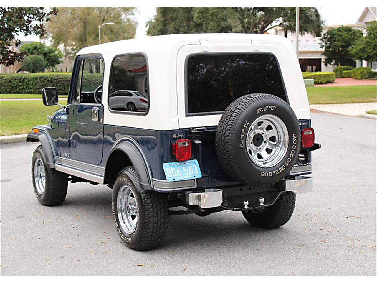 Large Picture of '81 CJ7 located in Florida - PH46